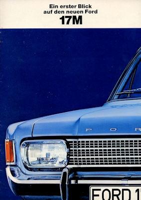 Ford 17 M Prospekt 1 1968 0