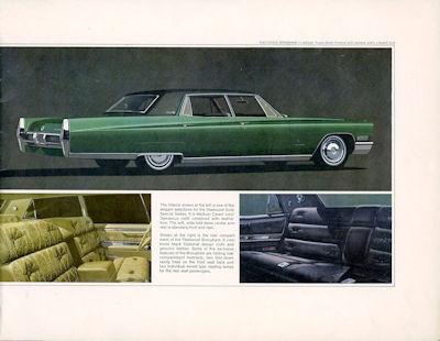 Cadillac Programm 1967 1