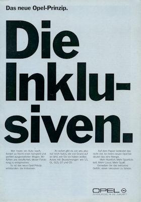 Opel Programm 10.1984