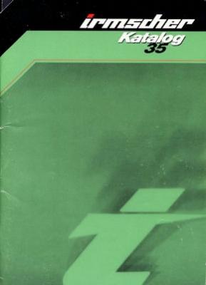 Opel Irmscher Katalog 35 1981