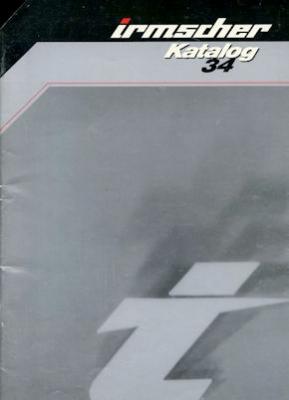Opel Irmscher Katalog 34 1980 0