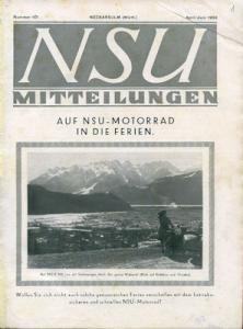 NSU Mitteilungen Nr. 101