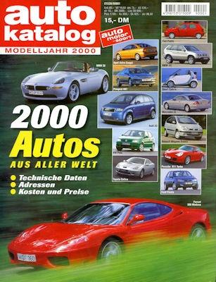Auto Katalog 2000 Nr.43