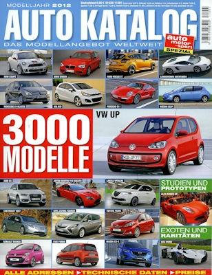 Auto Katalog 2012 Nr.55