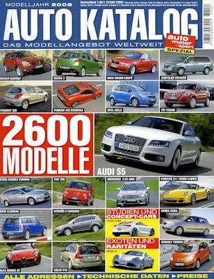 Auto Katalog 2008 Nr.51