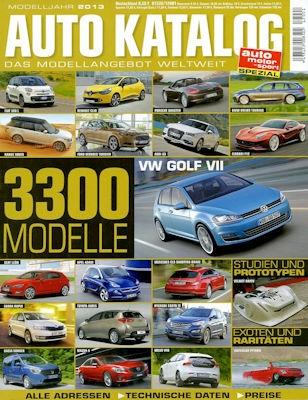 Auto Katalog 2013 Nr.56