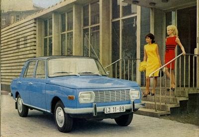 Wartburg 353 Prospekt 1968 1