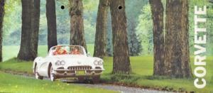 Chevrolet Corvette Prospekt 1960