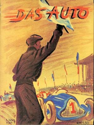 Das Auto / Auto & Motor u. Sport 1946 Heft 1 Nachdruck!