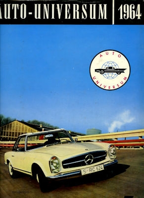 Auto Universum Nr. 7 1964