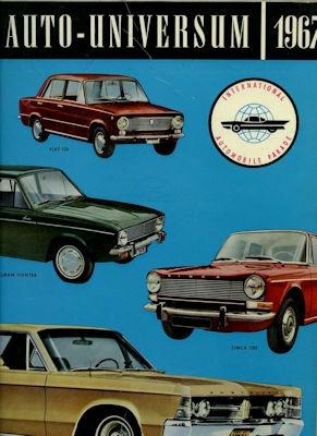 Auto Universum Nr. 10 1967
