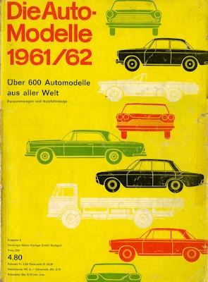 Auto Katalog 1961/62 Nr. 5