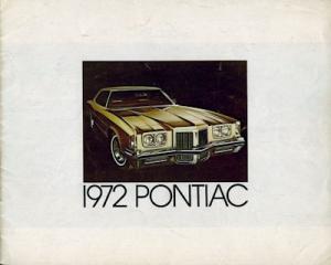 Pontiac Programm 1972