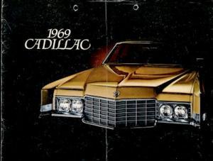 Cadillac Programm 1969