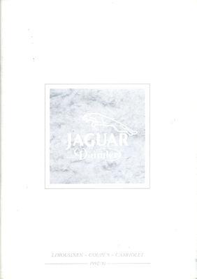 Jaguar Programm 1990/91