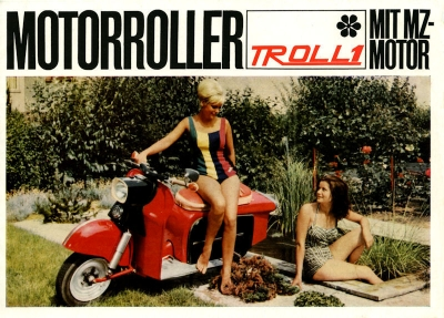 IWL Troll 1 Roller Prospekt 1964