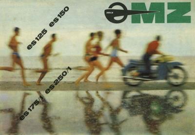 MZ Programm 1964
