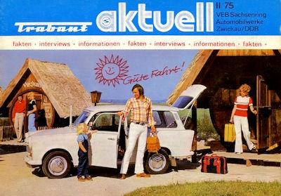 Trabant Aktuell 2.1975