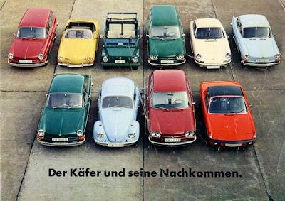 VW Programm 9.1969
