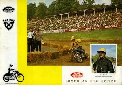 Jawa CZ Manet Programm 1965