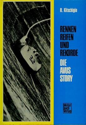 Richard Kitschigin Die AVUS Story 1972