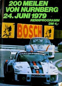 Programm Norisring 24.6.1979