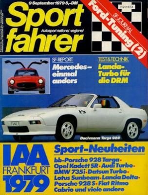 Sportfahrer 1979 Heft 9