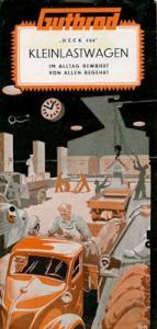 Gutbrod Heck 504 Prospekt 1949