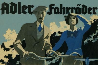 Adler Fahrrad Programm 1934