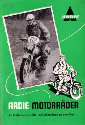 Ardie Programm 1955