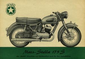 Mars Stella 175 S Prospekt ca. 1955