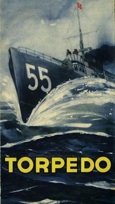 Torpedo Fahrrad und Motorrad Prospekt 5.1939