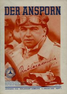 Der Ansporn 1932 Heft 1