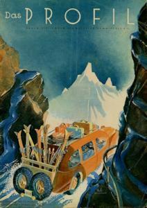 Das Profil / Metzeler 1938 Heft 3