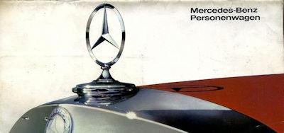 Mercedes-Benz Programm 12.1965