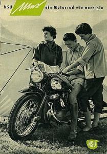 NSU Max Prospekt 9.1955