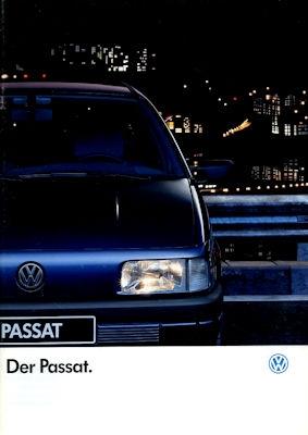 VW Passat B 3 Prospekt 1.1991