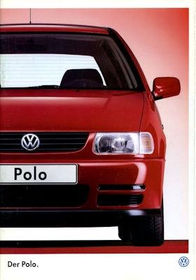 VW Polo 3 Prospekt 1.1996