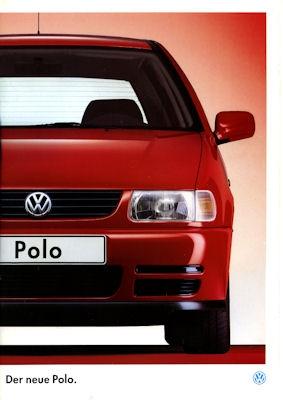 VW Polo 3 Prospekt 1.1995