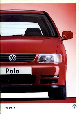 VW Polo 3 Prospekt 5.1996