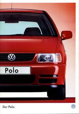 VW Polo 3 Prospekt 11.1997