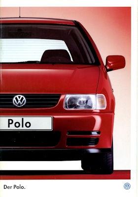 VW Polo 3 Prospekt 7.1995