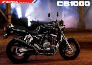 Honda CB 1000 Prospekt 1993