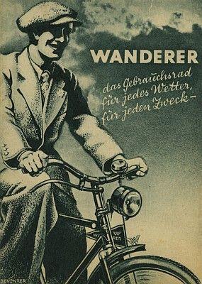 Wanderer Fahrrad Programm 4.1935