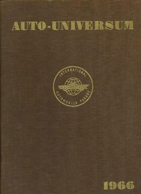 Auto Universum Nr. 9 1966