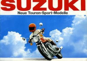 Suzuki Programm 1977