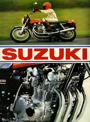 Suzuki Programm 1978