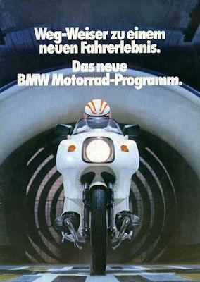 BMW Programm 1976