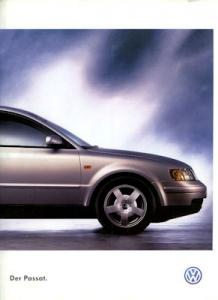 VW Passat B 5 Prospekt 5.1997