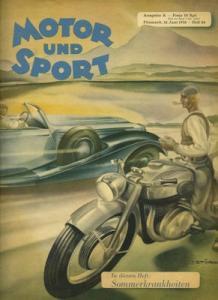 Motor & Sport 1938 Heft 24